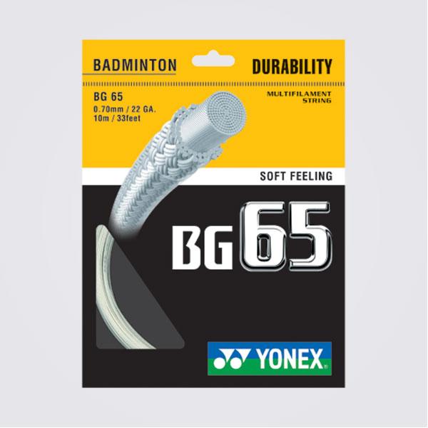 badminton string bg65