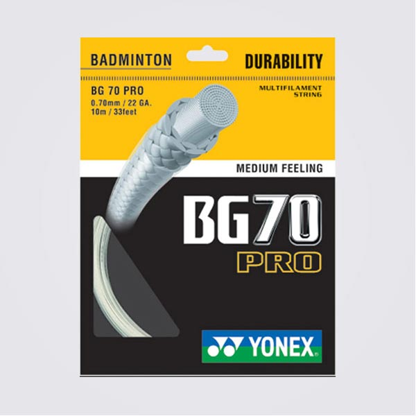 badminton string bg70 pro