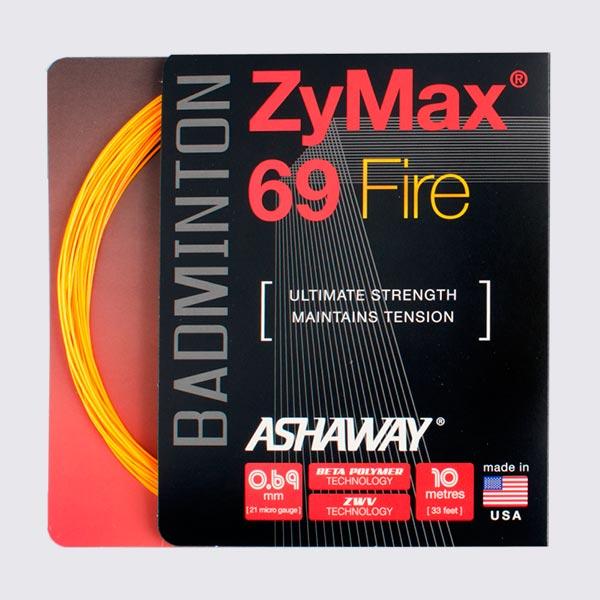 Ashaway zymax 69 Fire